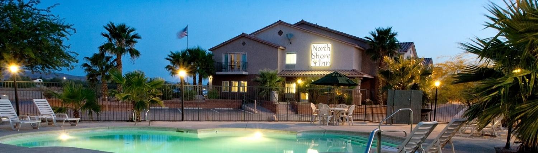 North Shore Inn at Lake Mead Pool