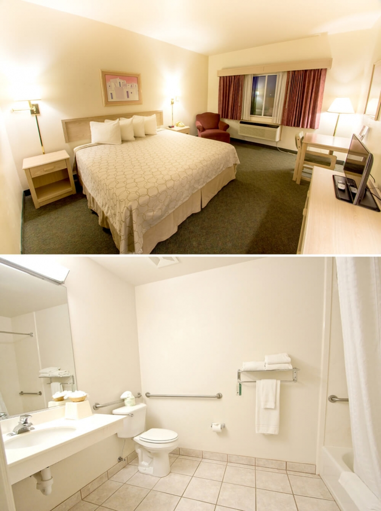 King Room Accessible